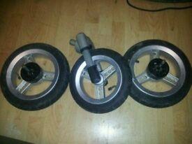 Quinny speedi pushchair wheels