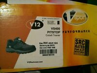Safety boots size 9 new in box