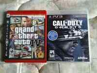 GTA IV / COD GHOSTS