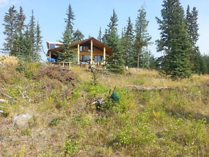 Live off the grid, be self sufficient with this remote homestead Williams Lake Cariboo Area image 2