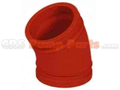 Concrete Pump Parts Schwing 32.5 Degree Elbow S10035756