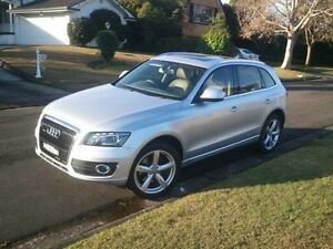 Audi Q5, 3L Turbo, great price and will sell quick Oatlands Parramatta Area Preview