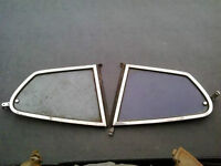 datsun 260z 280z rear side glass