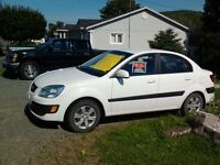 NEW PRICE 2009 Kia Rio ONLY $4,500.00 59300 KM