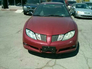 2005 Pontiac Sunfire   carfax provided
