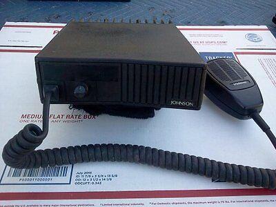 Ef Johnson 12 Watt 10 Channell 900 Mhz Mobil Radio Wmicpw Cordmt Bk
