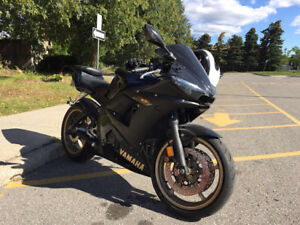 Black 2009 Yamaha YZF-R6s Raven Edition *END OF SEASON SPECIAL*