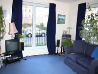 Attractive 2 bedroom flat to rent. Festival let or 6 month lease. Available from August 10th