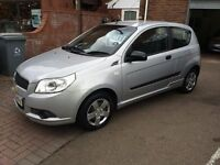 Chevrolet Aveo S 1.2 - excellent, very reliable car perfect for a new driver or beginner 😎