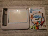 Nintendo wii tablet