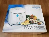 Brand New Hinari Lifestyle Deep Fryer Variable Thermostat