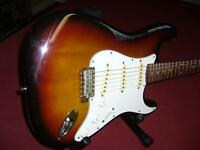 Guitare Fernandes stratocaster RI62 made in JAPAN (1987-90)