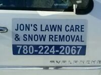 Jon's Lawn Care & Snow Removal-Leduc
