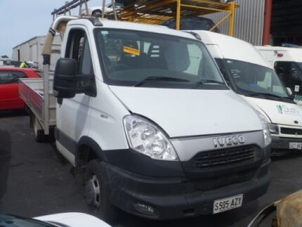 IVECO DAILY PARTS*IVECO DAILY WRECKERS*02-ONWARDS EURO 3, 4 & 5
