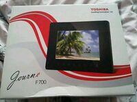 Toshiba digital photo frame