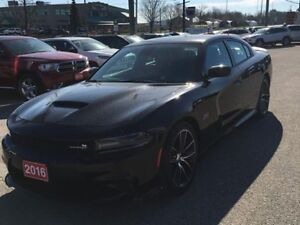 2016 Dodge Charger R/T Scat Pack SRT POWERED