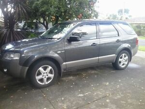 2006 Ford Territory 7 seater Keilor Park Brimbank Area Preview