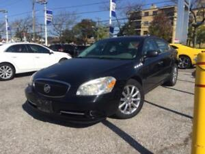 2007 BUICK LUCERNE CXS, LEATHER, SUNROOF, MINT CONDITION!!!!!