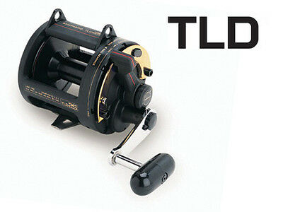 NEW SHIMANO TLD25 TLD 25 TRITON LEVER DRAG FISHING REEL