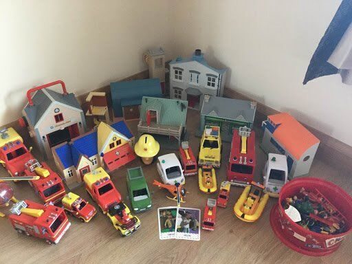 Fireman Sam Toys In Magherafelt County Londonderry