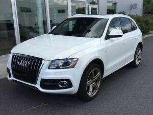 2011 Audi Q5 3.2 PREMIUM S-LINE NAV LEATHER SUNROOF HEATED SEAT