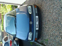 VW GOLF for sale, november 1993,excellent mechanically, drives very well.