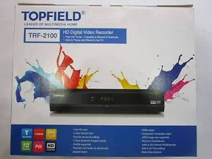Topfield TRF-2100 500GB 1TB 2TB ALSO AVAILABLE AT diifere Baulkham Hills The Hills District Preview