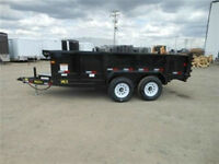 Roofers Shingle Trailer/Bin Service
