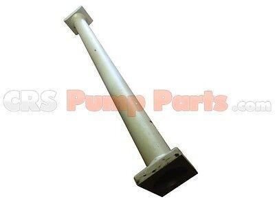 Concrete Trailer Pump Parts Putzmeister Mixer Shaft Central Part U256554009