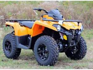 2018 Can Am Outlander DPS 450