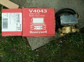 Honeywell 2 port zone valve