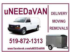 miniMOVES - DELIVERY - Removals.. ??   519-872-1313 London Ontario image 4