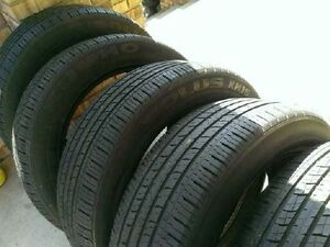 225/55/R19 - Kumho Tires - $220 for all four tires Great Shape