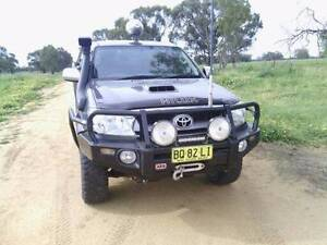 2010 Toyota Hilux Ute Deniliquin Murray Area Preview