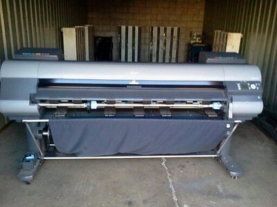 Cannon Ipf 9400 60large Format Printer