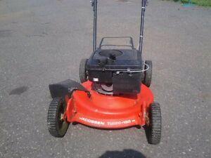 3 Hp Jacobsen Lawnmower