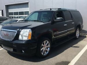 2007 GMC Yukon XL 1500 Denali ONLY 99K + Accident-FREE