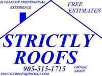 STRICTLY ROOFS