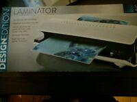 Laminator and laminator Pouches