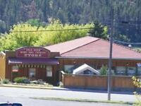 Property with Pub/Restaurant 2br suite- 1 acre Clinton,BC