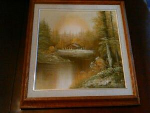Landscape painting Cardin  (Accepting Offers)