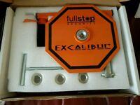Excalibur security wheel lock