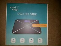 Digital smart tare scale baby pet weight