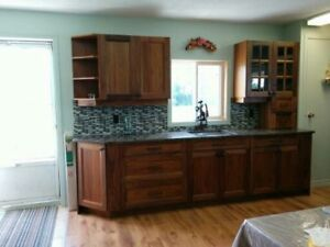 Natural Walnut Kitchen for Sale