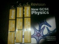 Collins GCSE science revision guides