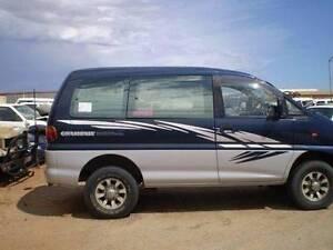 Mitsubishi Delica Van/Minivan All Parts available******2000 Maddington Gosnells Area Preview