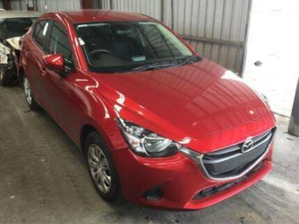 2016 Mazda 2 wrecking for partsss for sale