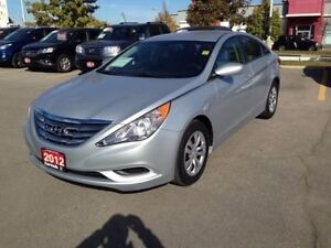 2012 Hyundai Sonata GL - SAFETY & E-TESTED