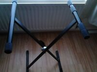 Clifton Keyboard musical stand As New