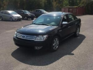 2009 Ford Taurus Limited -AWD - NO ACCIDENT - SAFETY/WARRANTY IN